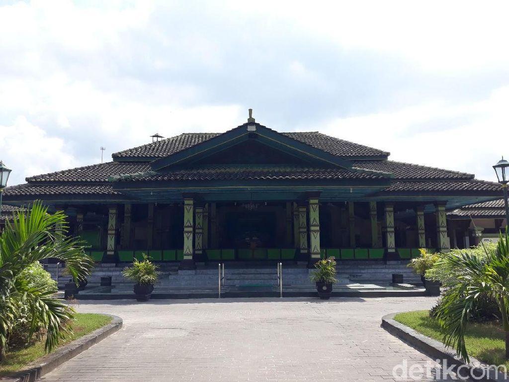 Tentang Masjid Taqwa, Tempat Ngaji Sri Sultan HB I di Bantul