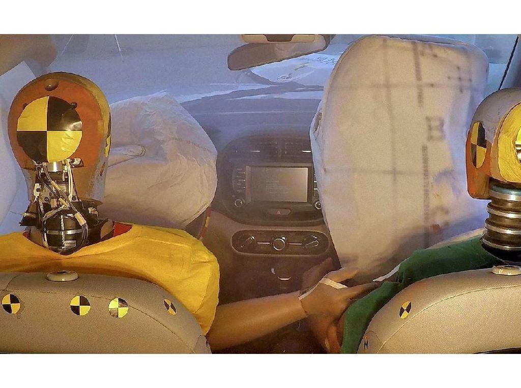 Pertama di Dunia, Airbag Multi Collision