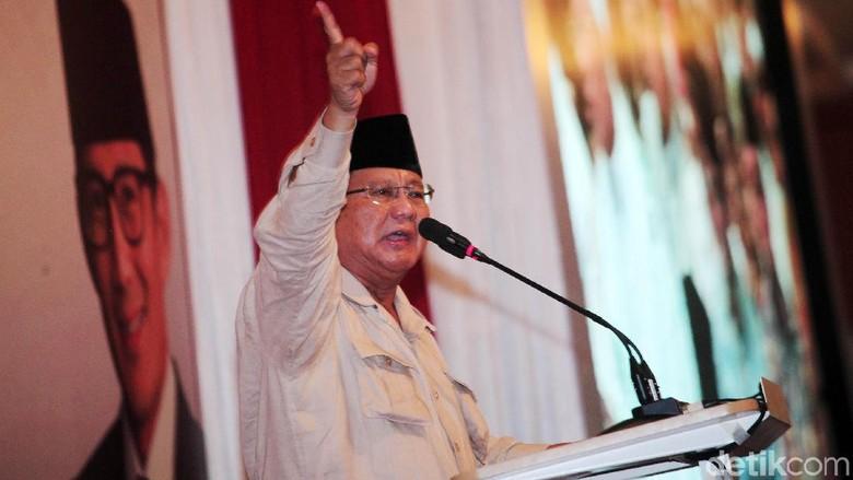 Surat Wasiat Prabowo sudah Jadi, Kapan Dirilis?