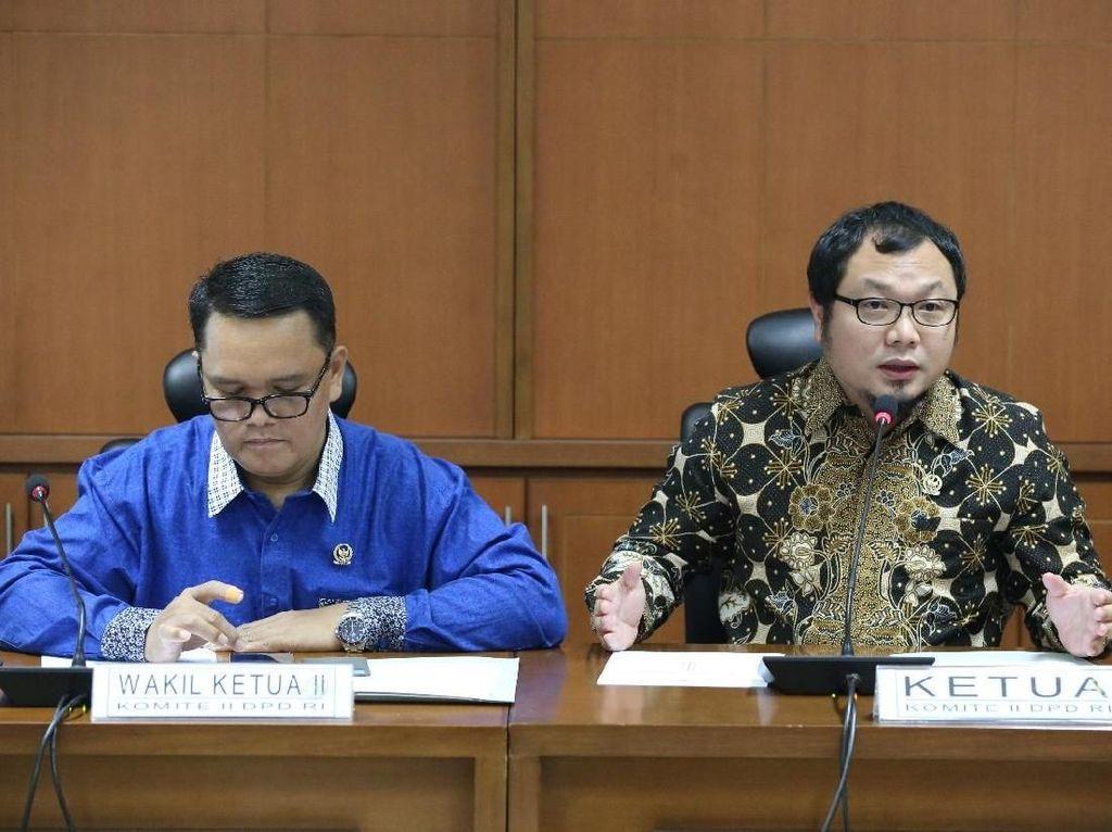 Ciptakan Transportasi Aman, DPD RI Bahas Perubahan UU LLAJ