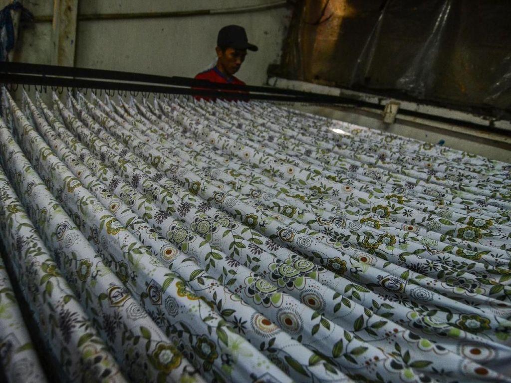 Duh! Pabrik Tekstil Mulai PHK Ratusan Karyawan