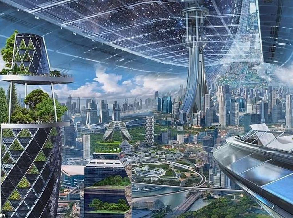 Orang Terkaya Dunia Ingin Bikin Bumi Baru Bebas Bencana
