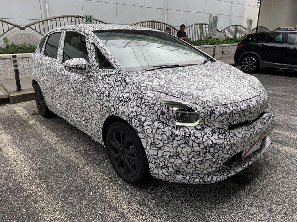 Inikah Honda Jazz 2019?