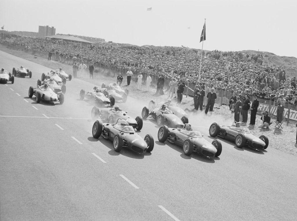 Belanda Kembali Gelar Formula 1 Mulai 2020