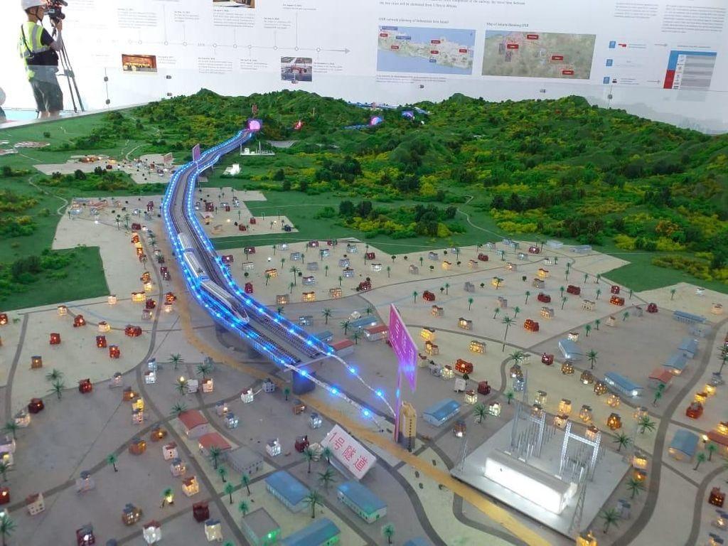 Trayek Kereta Cepat Jakarta-Bandung Bisa Lanjut ke Kertajati
