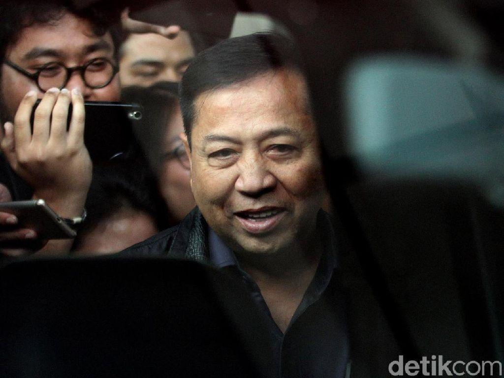 Kemenkum HAM Dalami Alasan Novanto Pelesiran ke Toko Bangunan Padalarang