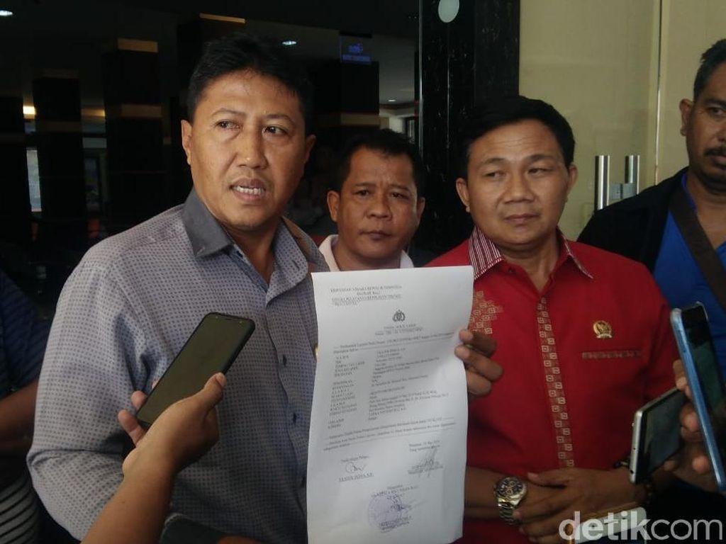 Minta Maaf, Pemukul Ketua F-PDIP Bali: Saya Spontan