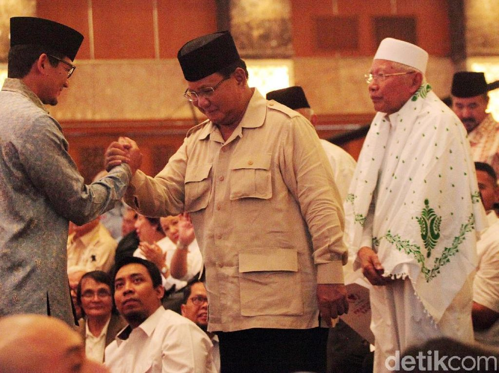 Wasiat Prabowo ke Ibu Pertiwi Masih Misterius