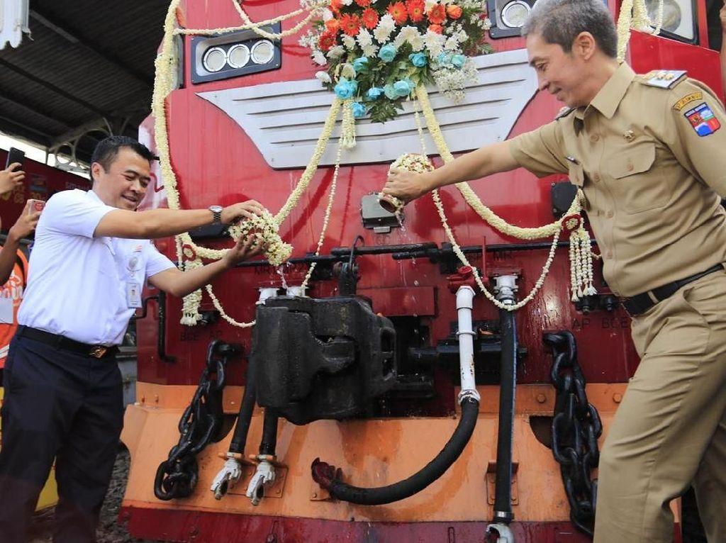 KAI Tambah 6 Perjalanan KA Bogor-Sukabumi, Total Jadi 12