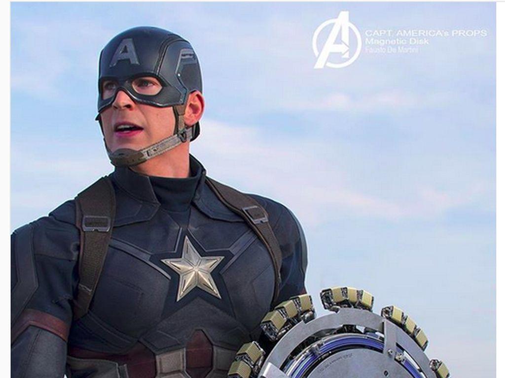 Terungkap! Usia Captain America saat Pensiun