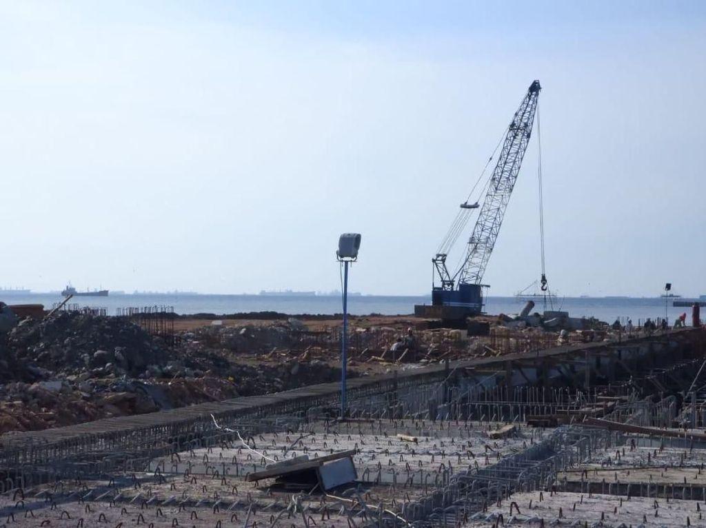 KCN Tetap Komitmen Rampungkan Pelabuhan Marunda
