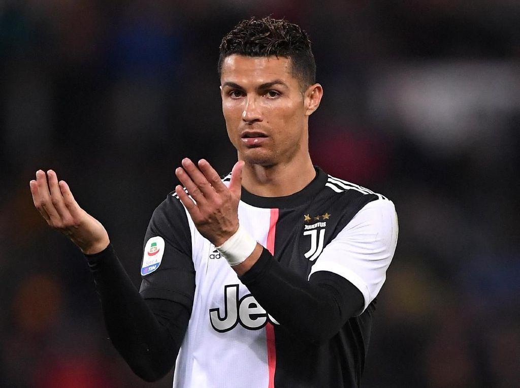 Allegri Anggap Ronaldo Seperti Ibrahimovic