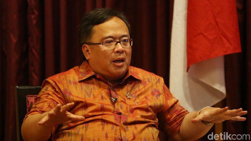 Respons Penusukan Wiranto, Kepala Bappenas: Kita Harus Waspada!