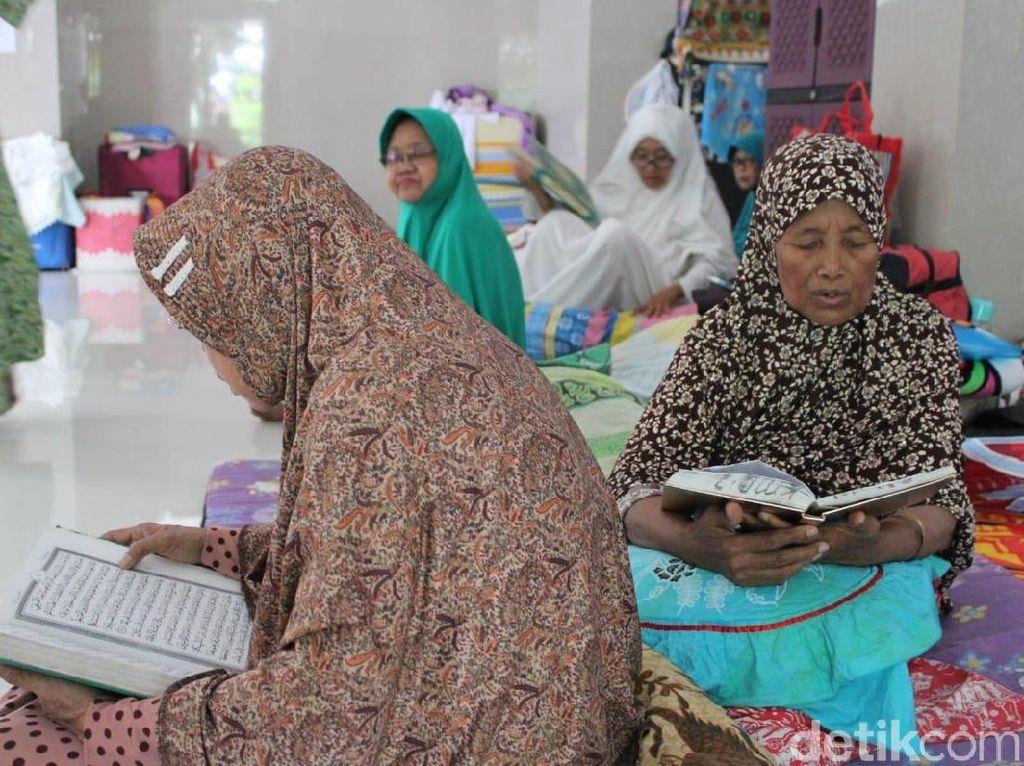 Pesantren Lansia di Jombang, Wadah Para Paruh Baya Beribadah Saat Ramadhan