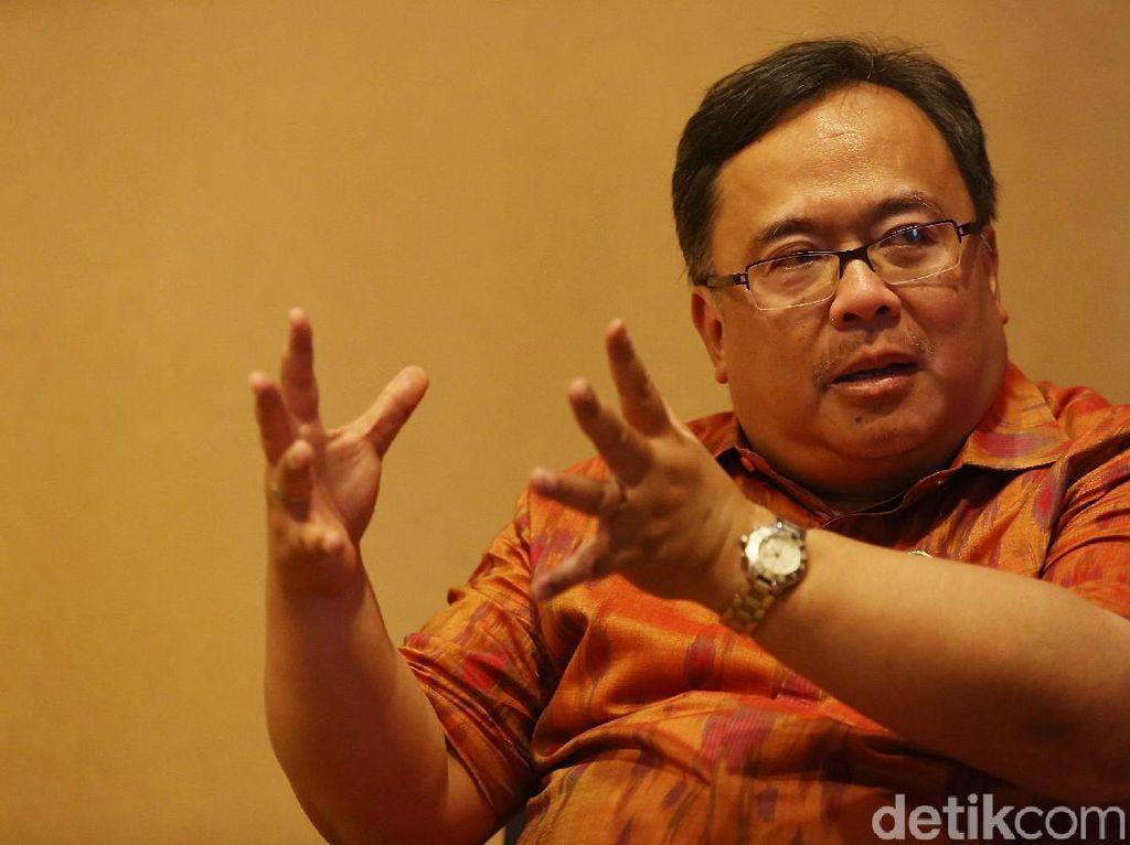 Kepala Bappenas Bicara Pindah Ibu Kota, Rumah Menteri PUPR bakal Digusur
