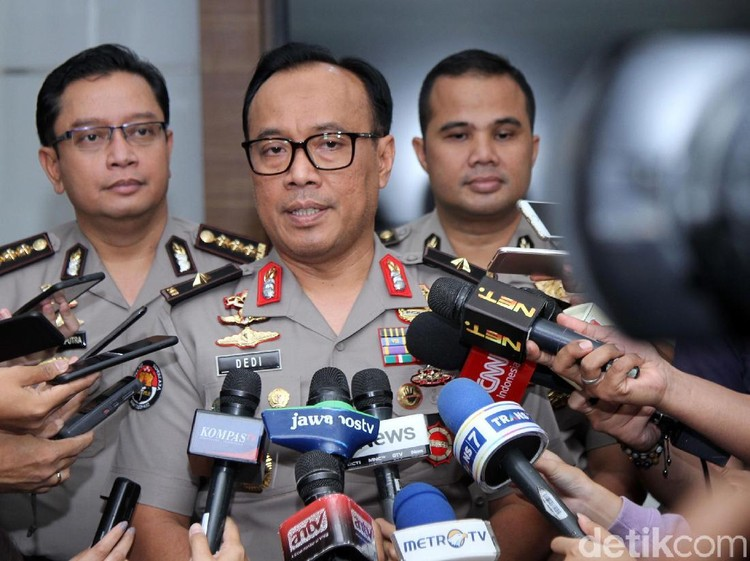 Imbau Tak Ada Aksi di MK, Polri Ingatkan Hak Publik-Kesatuan Bangsa