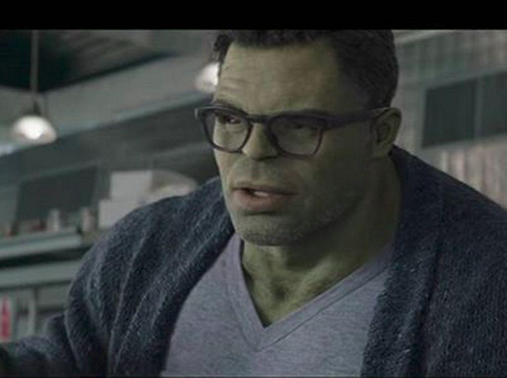 Restu dari Edward Norton Bikin Mark Ruffalo Lega Jadi Hulk
