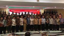 Dipimpin Edy Rahmayadi, 9 Kepala Daerah Sumut Teken Komitmen dengan KPK