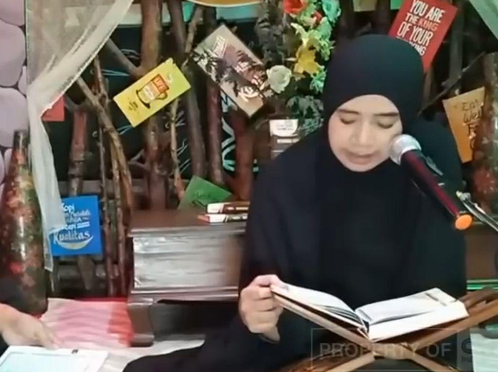 Bukan Live Music, Kafe di Mataram Ada Live Tadarus