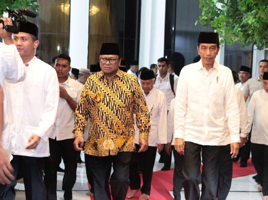 Bukber, OSO Doakan Jokowi Selalu Sehat dalam Menjalankan Tugas
