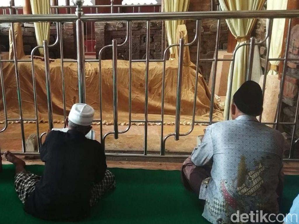 Makam Pangeran Mekkah di Kediri Ramai Peziarah