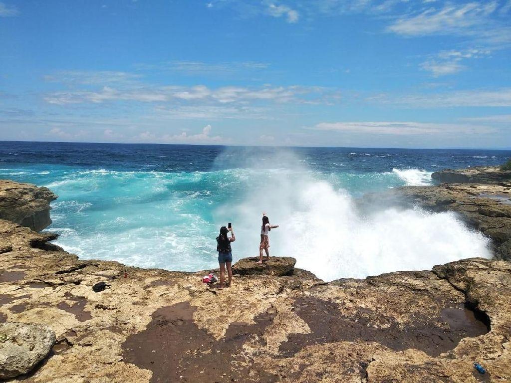 Cuaca Ekstrem Awal Tahun, Pantai-pantai di Bali Aman?