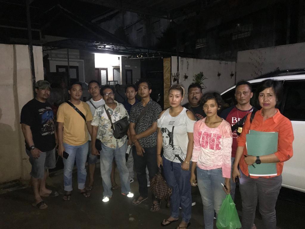 Polisi Tangkap Majikan Penyiram Air Mendidih ke Eka PRT di Bali