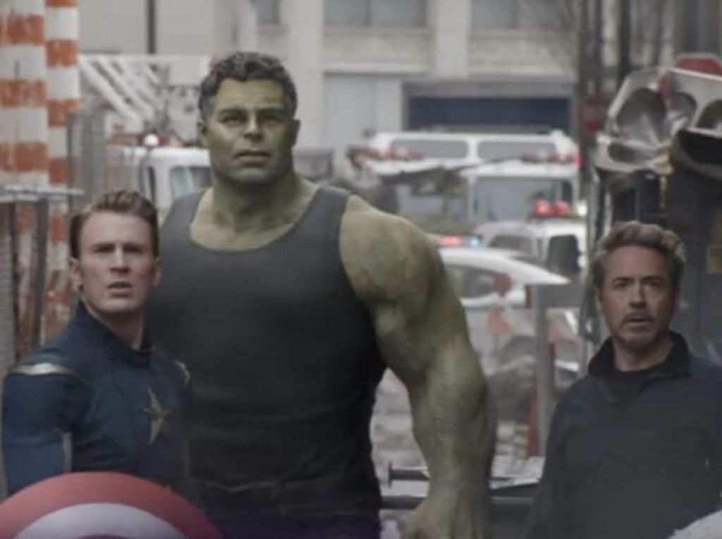 Dirilis Lagi, Avengers: Endgame Belum Mampu Kalahkan Avatar