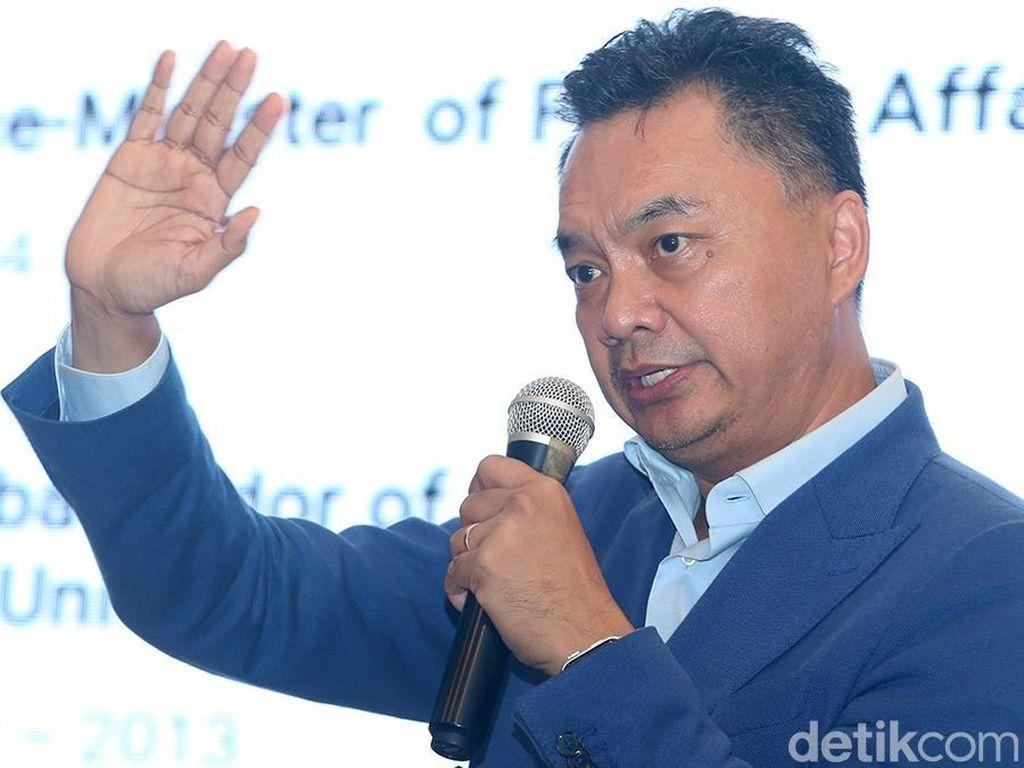 Dino Patti Djalal Ungkap Rumah Ibunya Jadi Korban Mafia Sertifikat Tanah