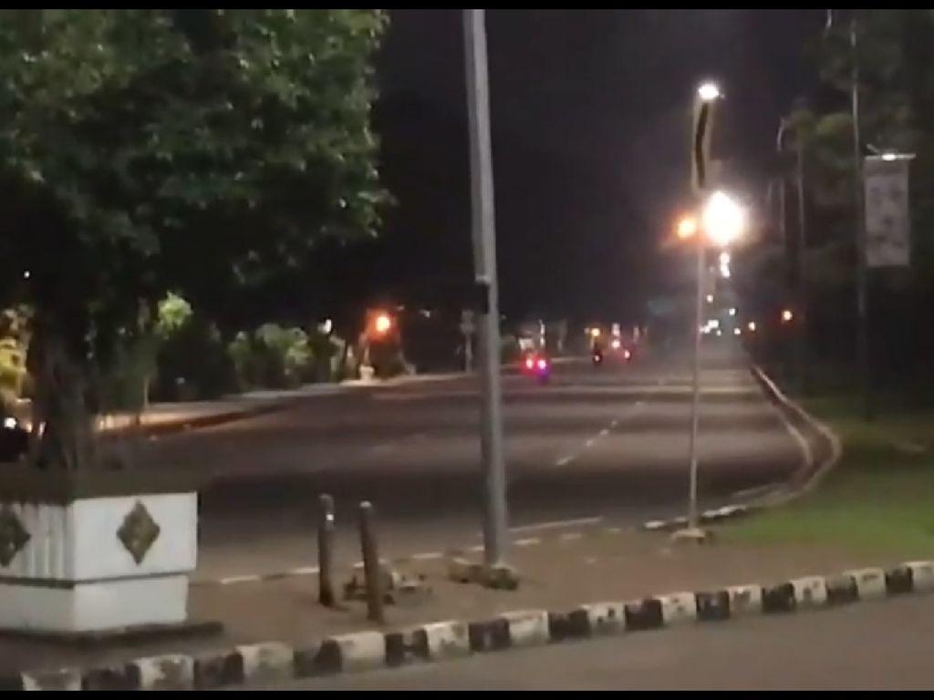 Viral Video Tawuran di Kawasan Ring 1 Istana, Polisi Turun Tangan