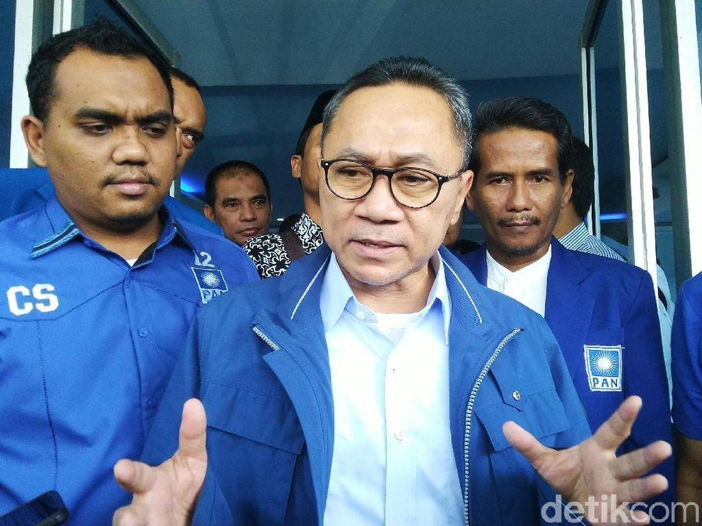 Zulhas Undang Surya Paloh Hadiri Pelantikan DPP PAN 25 Maret Ini