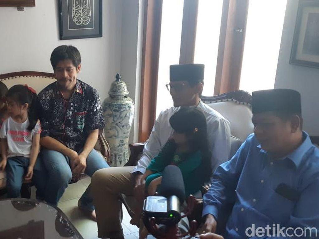 Sandiaga Jelaskan Sikap Prabowo Soal Penolakan Hasil Pemilu Curang