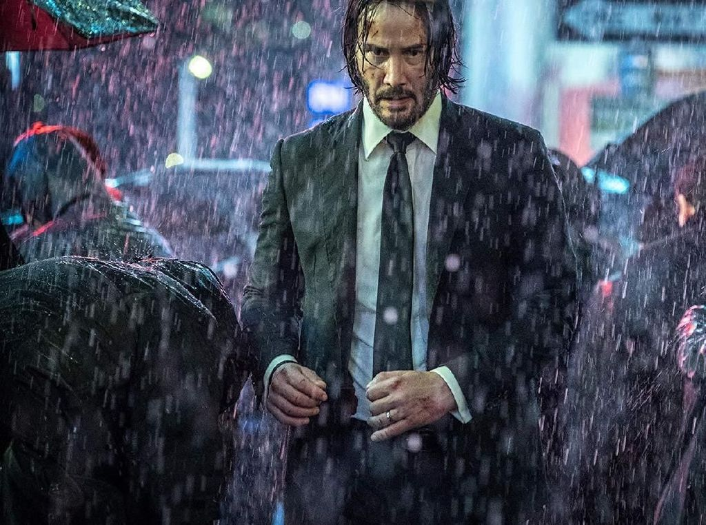 John Wick: Chapter 3 Borong 5 Penghargaan di Golden Trailer Awards