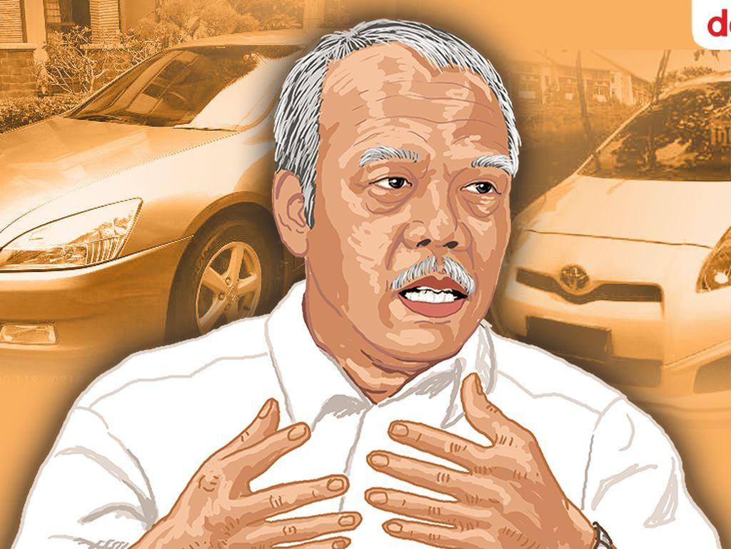 Menteri PUPR Disebut Pejabat Sederhana, Ini Dua Koleksi Mobilnya