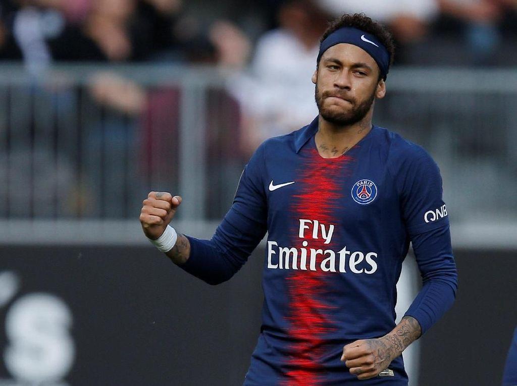 PSG Diskon Harga Neymar, Barcelona Mau Bayar?