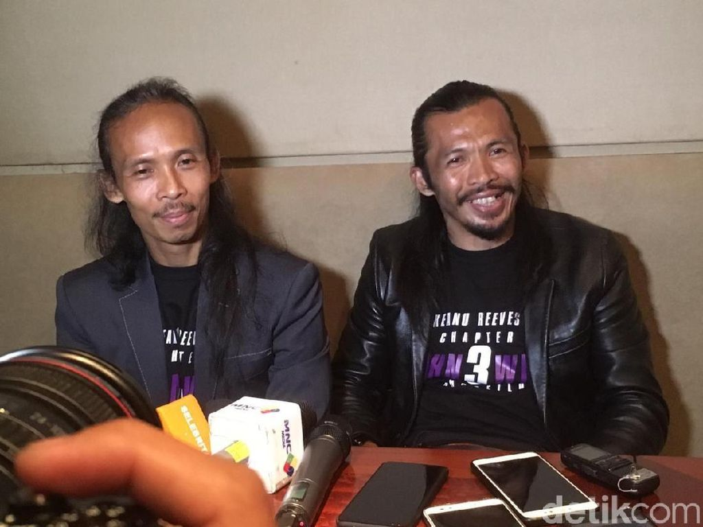 Cecep Arif Rahman Dibanting Ekstrem di John Wick 3