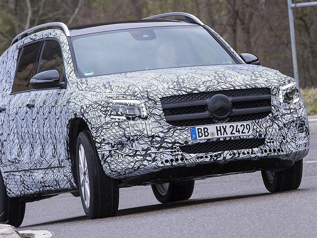 Mercedes-Benz Bakal Punya 7 Penumpang Baru