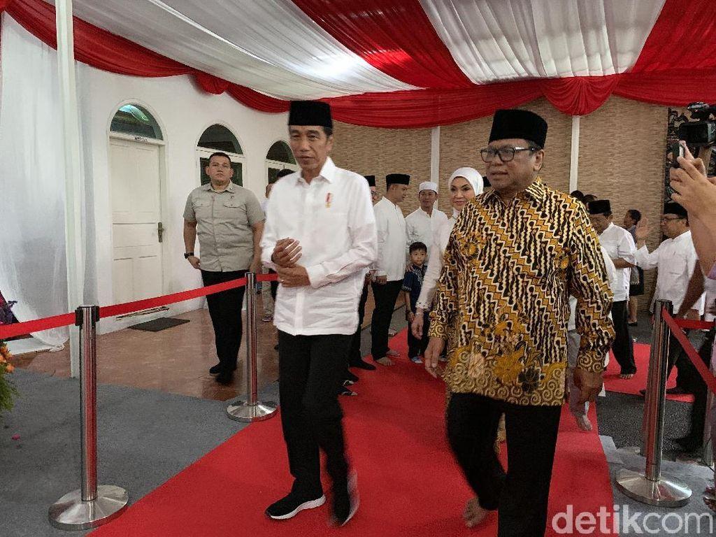 OSO soal Hanura Tak Lolos ke DPR: Tanya Wiranto, Dia yang Bikin Kalah