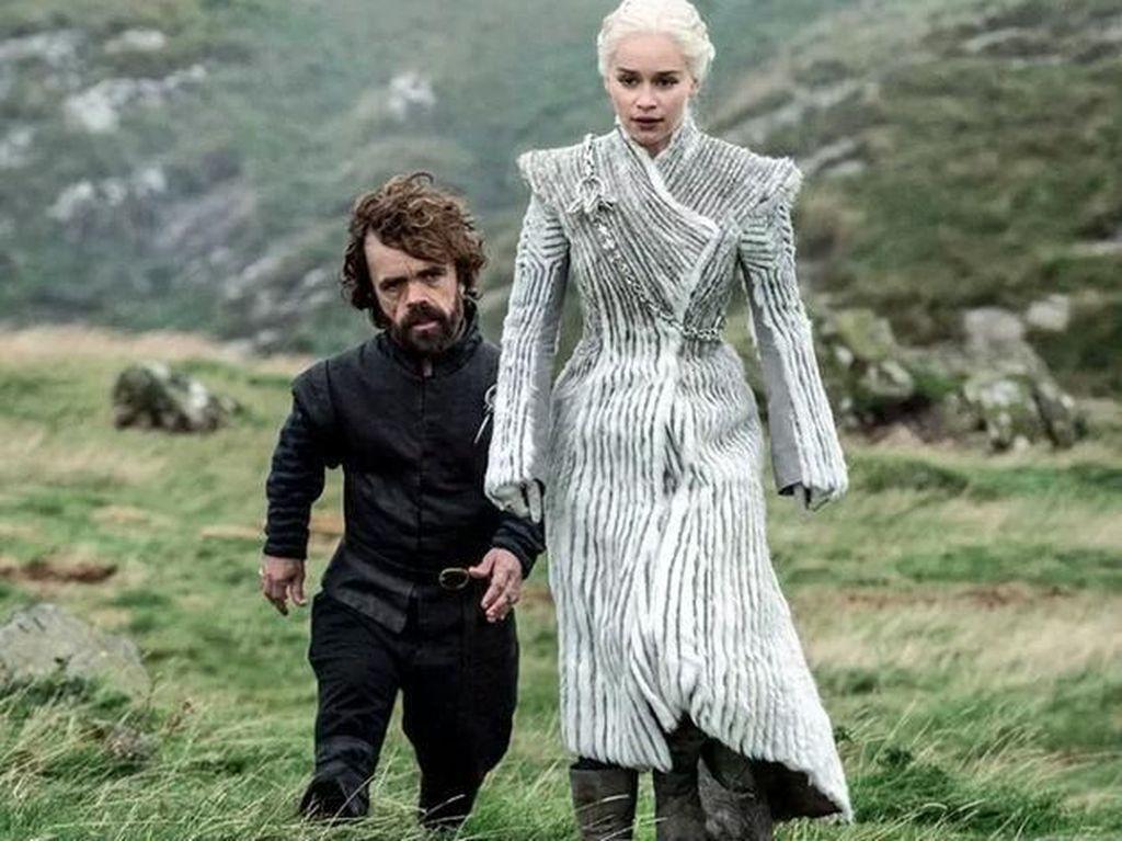 Transformasi Gaya Daenerys Game of Thrones yang Kini Jadi Mad Queen