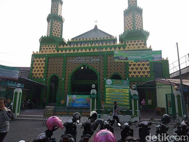 Berita Mengintip Kemegahan Masjid Al Abror, Saksi Berdirinya Kota Sidoarjo Sabtu 25 Mei 2019