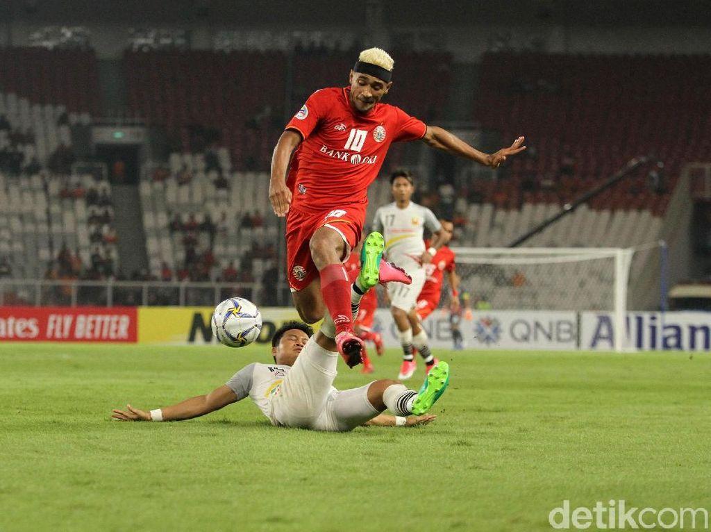 Kemenangan atas Shan United Jadi Modal Persija untuk Tatap Liga 1 2019