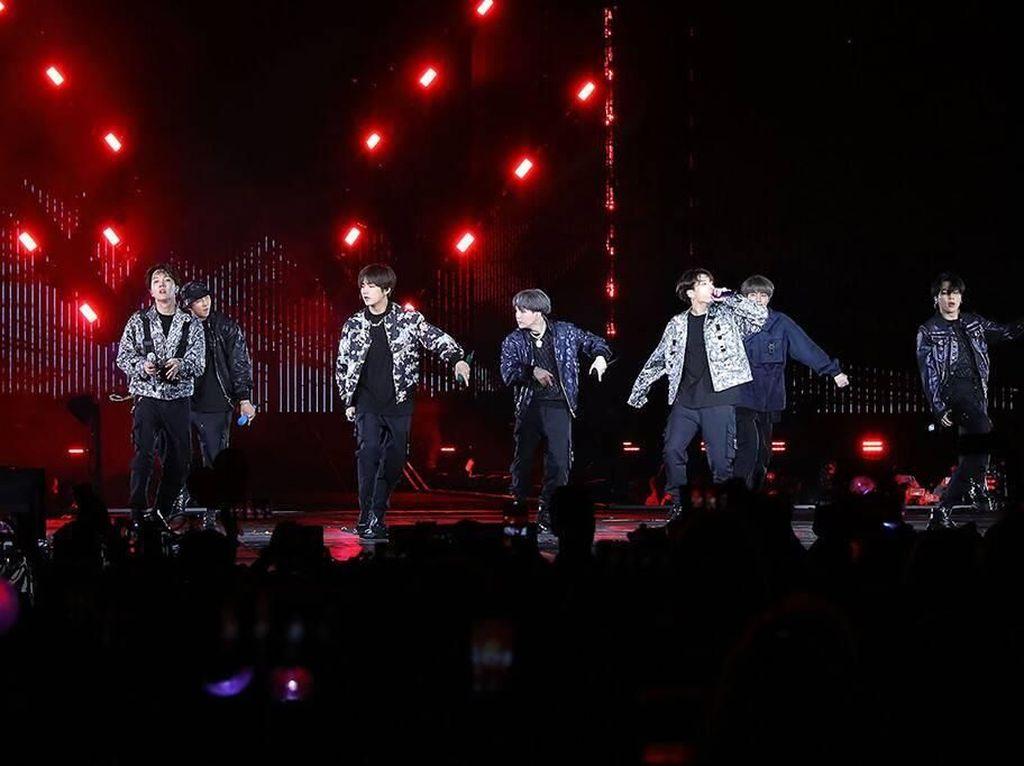 BTS Borong Piala di Ajang MAMA 2019