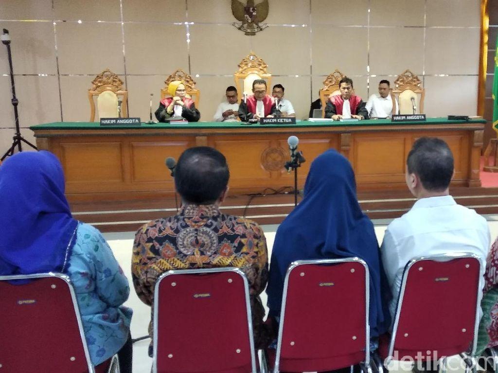 Anak Buah Bupati Neneng Divonis 4,5 Tahun di Kasus Meikarta