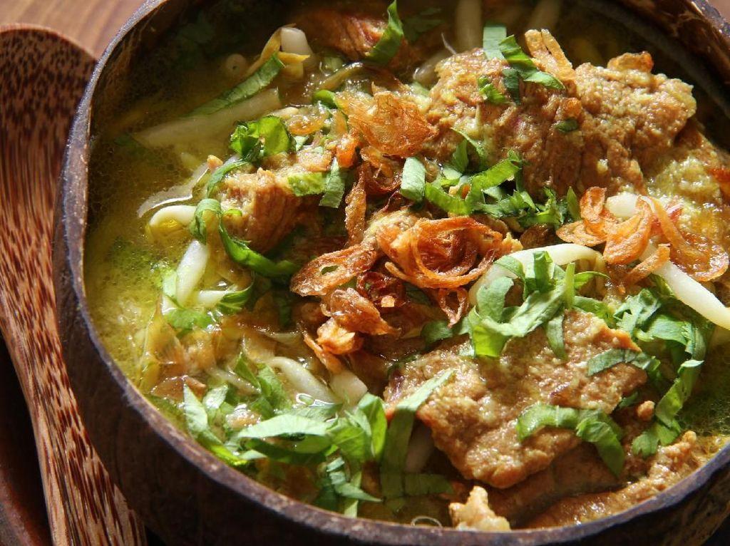 Resep Soto Daging yang Gurih Mantap Untuk Berbuka