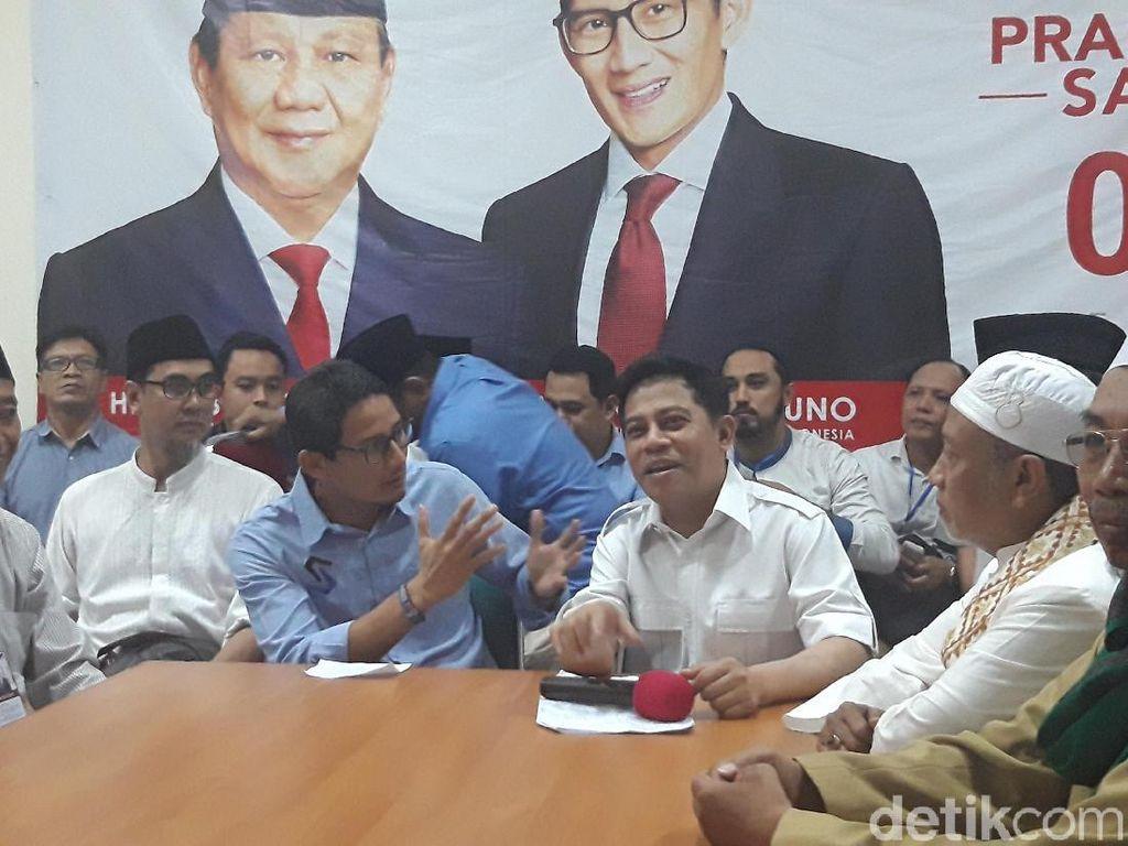 Sandiaga Bicara Penerima Surat Wasiat Prabowo, Untuk Siapa?