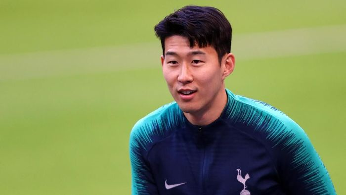 Son Heung-min menyebut kekalahan di final Liga Champions akan meninggalkan rasa sakit yang lama ( Foto: Dean Mouhtaropoulos/Getty Images)