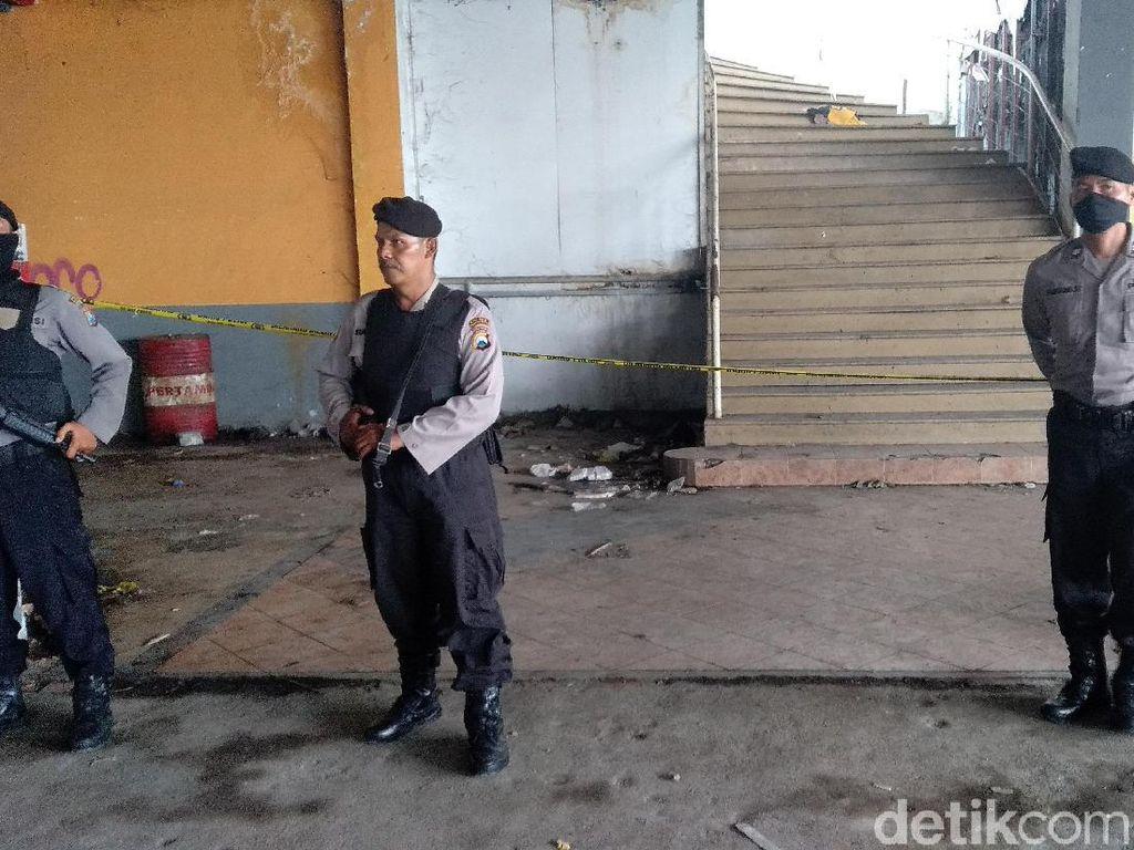 Siapa Sugeng yang Tertulis di Telapak Kaki Korban Mutilasi Pasar Besar Malang