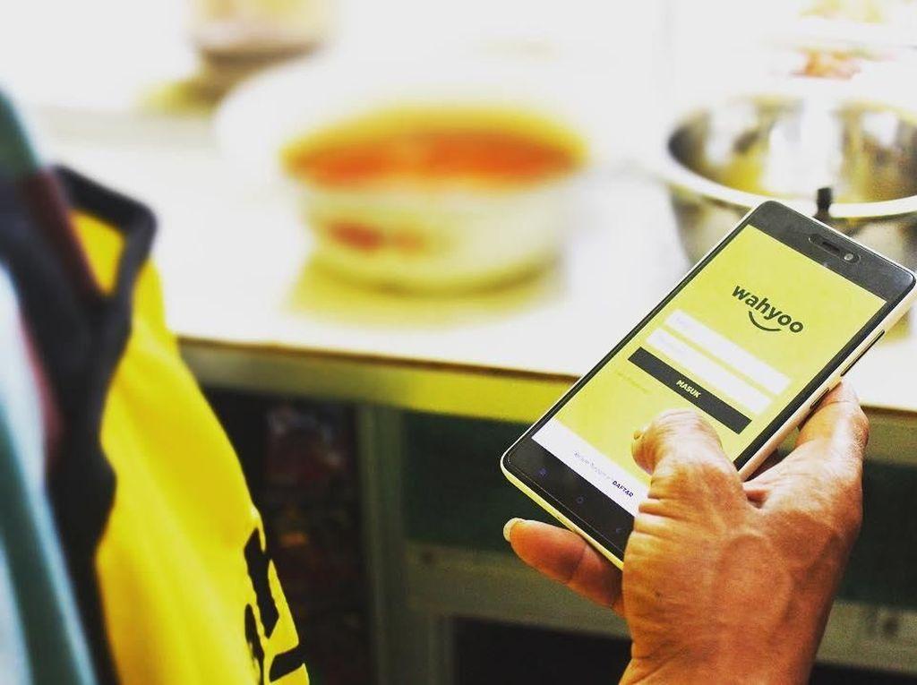 Tak hanya Makanan Kekinian, Kini Warteg Juga Punya Aplikasi Digital Keren