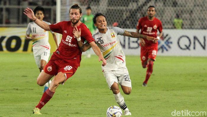 Persija Jakarta gagal di Piala AFC 2019. (Foto: Rifkianto Nugroho)