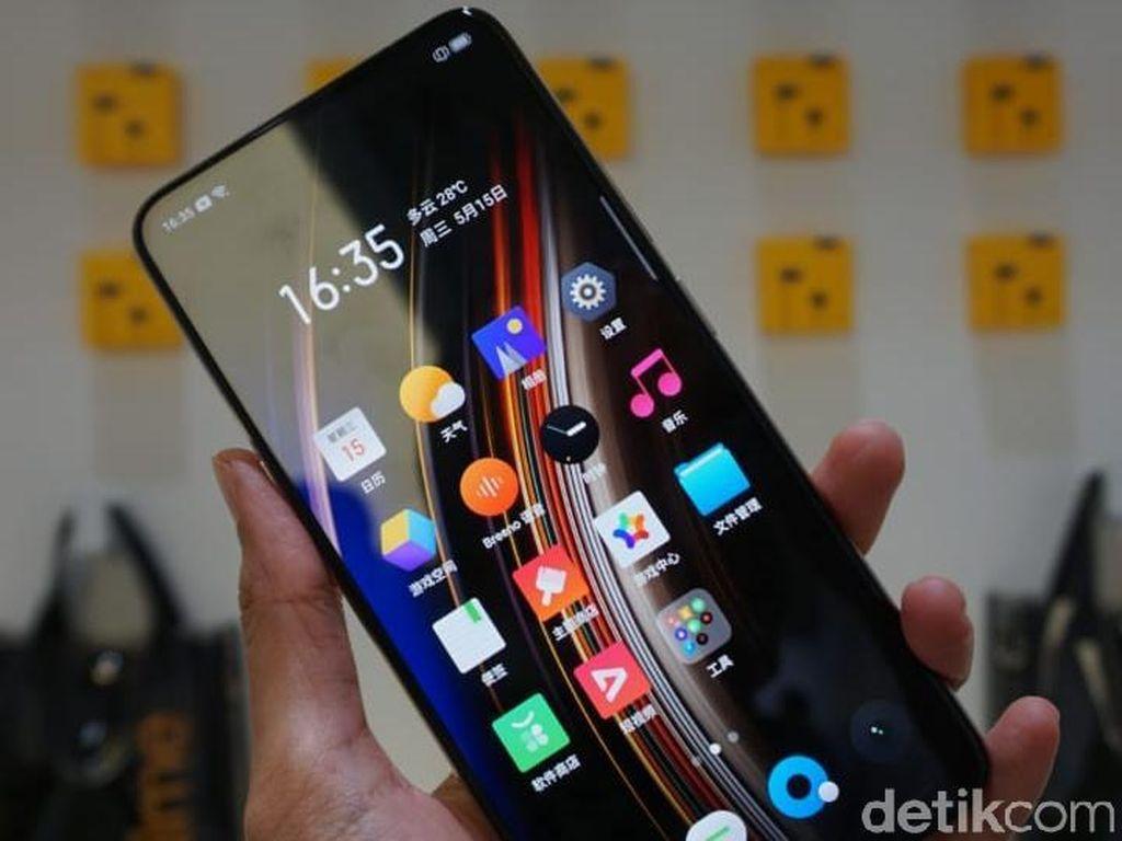Realme X Resmi Rilis di China, Spesifikasinya?